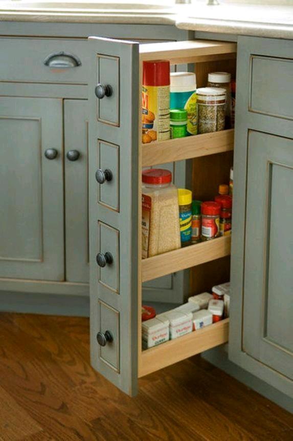 Descubre como ahorrar espacio en tu cocina 5 curso de organizacion del hogar y decoracion de - Muebles para ahorrar espacio ...