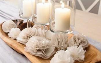 Ideas DIY decoracion con velas