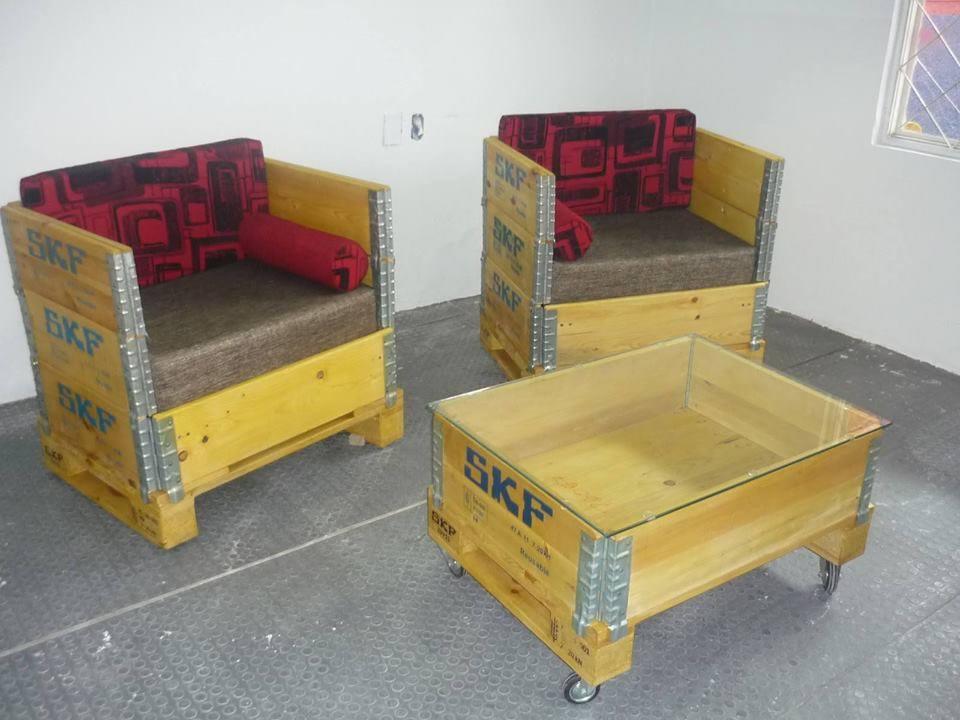 Ideas de como reciclar cajas de madera 2 curso de for Como reciclar muebles de madera