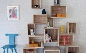 Ideas de como reciclar cajas de madera
