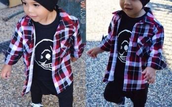 Ideas de outfits para niño