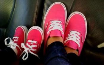 Ideas de zapatos a juego mamá e hija