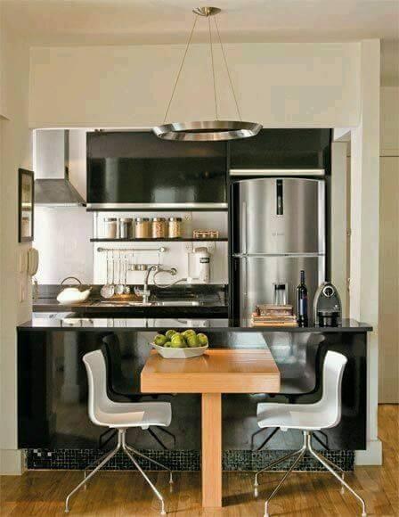 Ideas para decorar tu cocina integral (1) - Curso de Organizacion ...