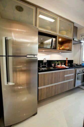 Ideas para decorar tu cocina integral (13) - Curso de Organizacion ...