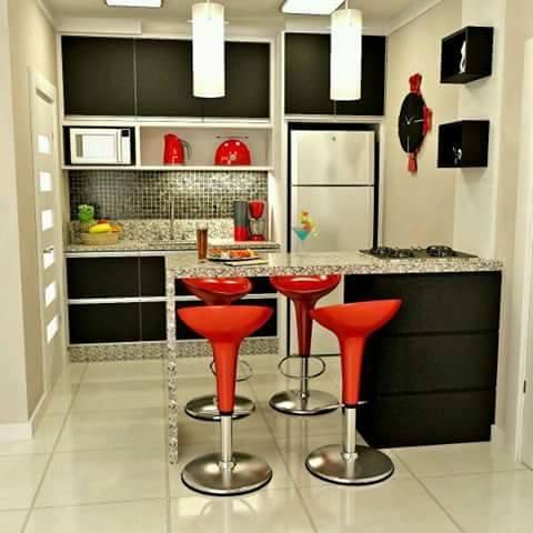 Ideas para decorar tu cocina integral (14) - Curso de Organizacion ...