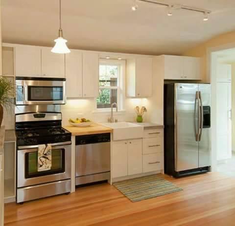 ideas para decorar tu cocina integral