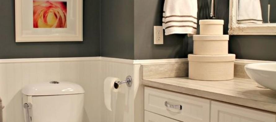 Ideas Para Decorar Baño De Visitas:Ideas para decorar y organizar un baño de visitas
