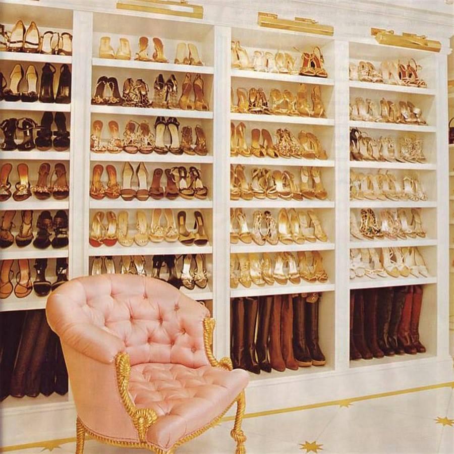 Ideas para organizar tus zapatos en el closet 2 curso for Closet para zapatos modernos