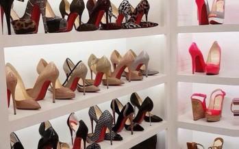 Ideas para organizar tus zapatos en el closet