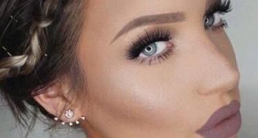 Maquillaje para el día tonos tierra