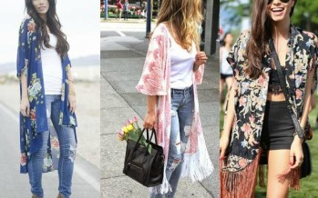 Outfits con flores