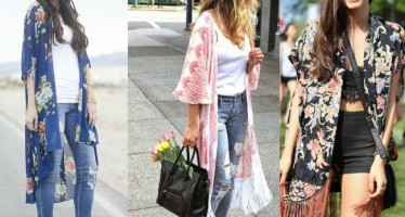 Outfits con flores