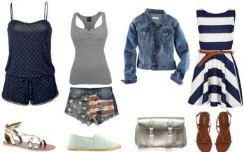 Outfits con zapatos flats (tenis-sandalias)