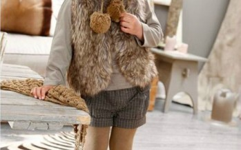 Outfits de invierno para niñas
