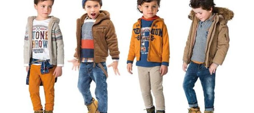Outfits de invierno para niños