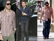 Outfits para hombre con camisa a cuadros