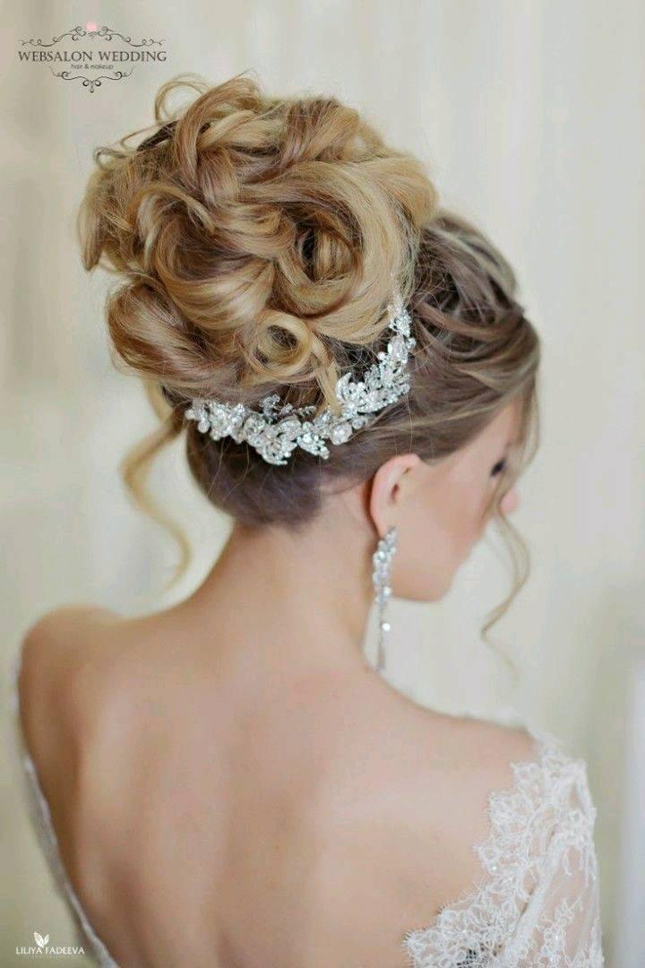 peinados recogidos para novias