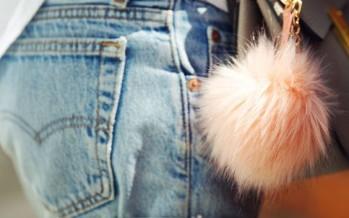 Pompones el accesorio de moda