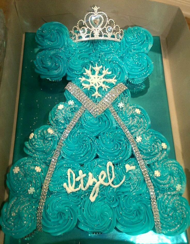 Vestidos de cupcake de princesas de disney 21 curso de for Muebles de princesas disney