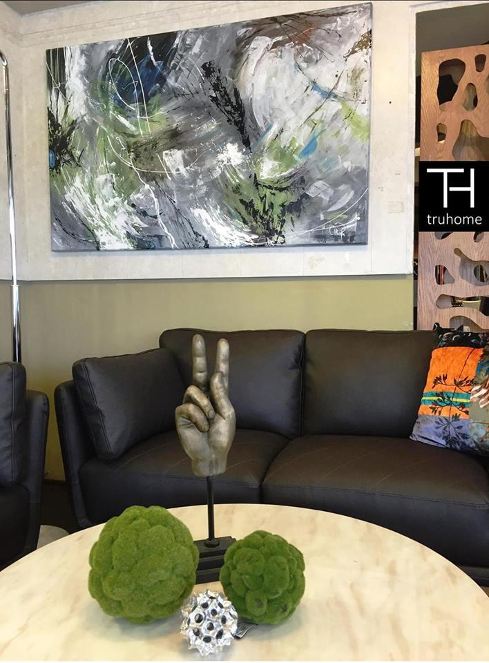Tendencias en decoracion con cuadros al oleo 7 curso - Tendencias en decoracion ...