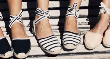 Alpargatas los zapatos del verano