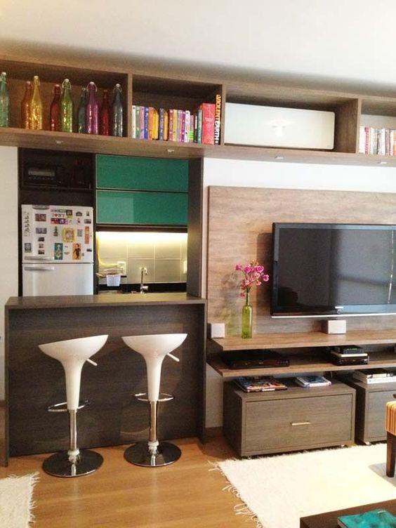 Barrita desayunadora en casas peque as 33 curso de for Cursos de decoracion de interiores en montevideo