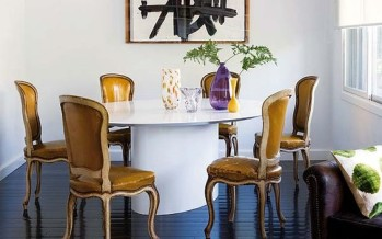 Cuadros decorativos para tu comedor