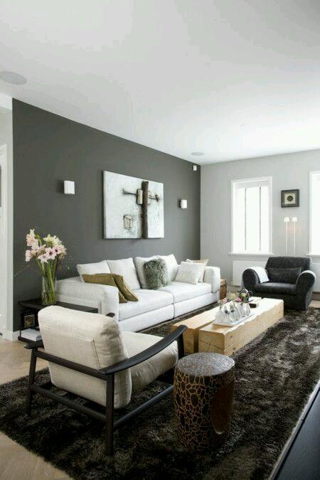 Decoracion de interiores en color gris oscuro 22 curso for Decoracion de interiores en color gris