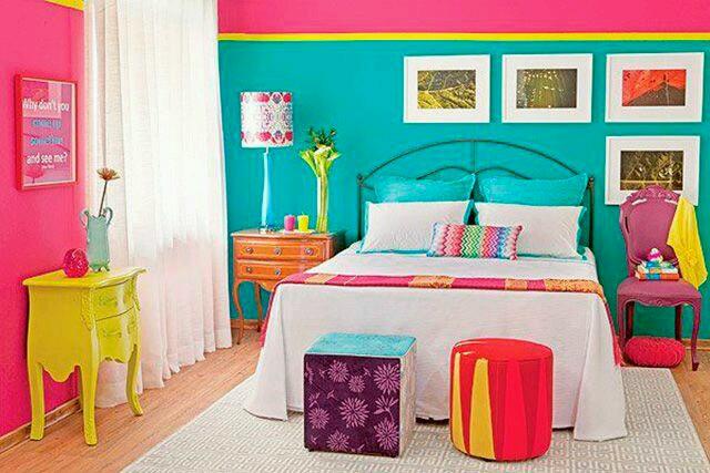 decoracion de interiores en colores
