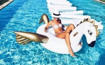 Diseños super originales de inflables para un verano perfecto