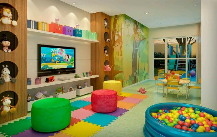 Habitaciones coloridas para ni os 12 curso de - Habitaciones infantiles para ninos ...