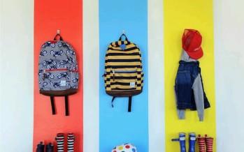 Habitaciones coloridas para niños