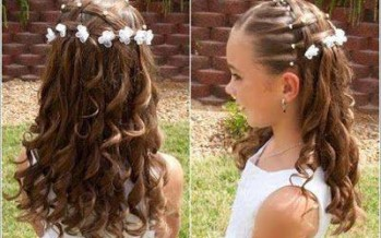 Ideas de peinados para las princesas de la casa