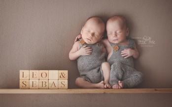 Ideas de sesion de fotos para niños cuates o gemelos