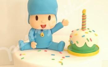 Ideas para decorar fiesta de cumpleaños de Pocoyo