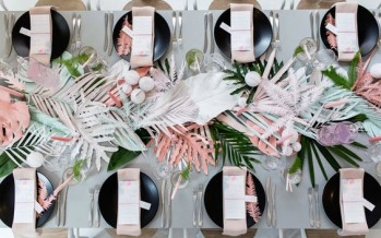 Ideas para decorar mesas en eventos especiales