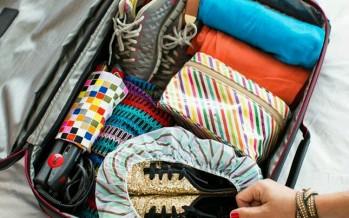 Ideas para organizar tu maleta para viajes