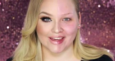 Maquillaje con contorno – antes y despues
