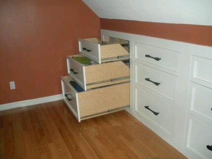 Muebles empotrados excelentes para ahorrar espacio 10 - Muebles para ahorrar espacio ...