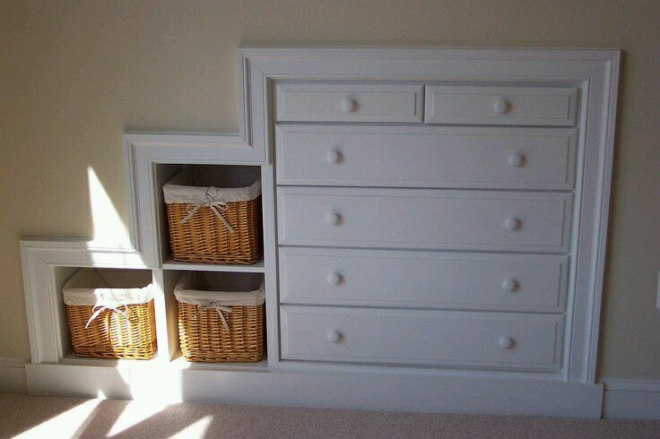 Muebles empotrados excelentes para ahorrar espacio 25 - Muebles para ahorrar espacio ...