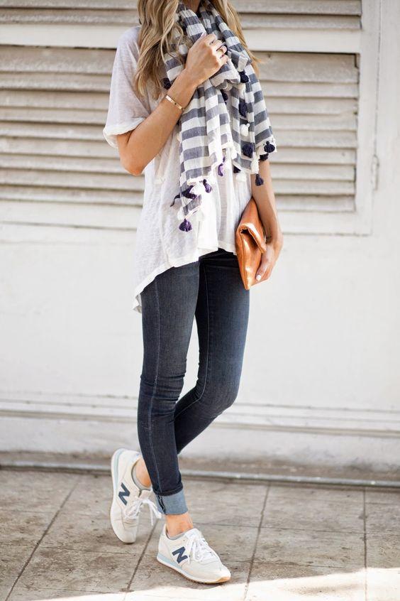 Outfits casuales con jeans (21) - Curso de Organizacion del hogar y Decoracion de Interiores