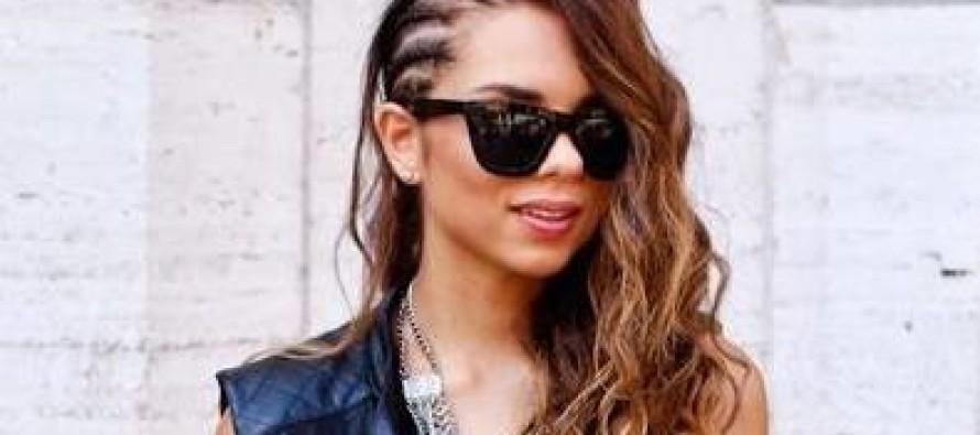 Peinados con trenzas laterales te encantaran