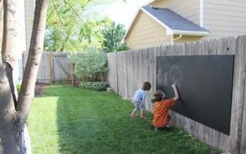 Proyectos para niños en el jardin de tu casa
