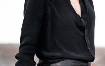 Renueva tu estilo usando color negro en tus outfits