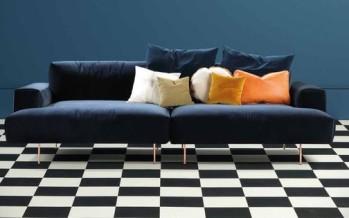 Sofas decorativos para transformar tu hogar