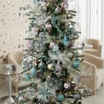 Tendencias para decorar tu arbol de navidad 2016-2017 (1)