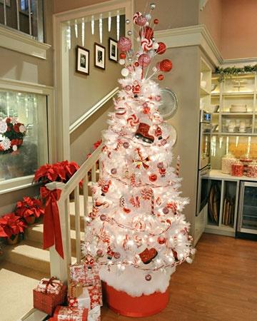 Tendencias para decorar tu arbol de navidad 2016 2017 13 - Decoracion arbol de navidad ...