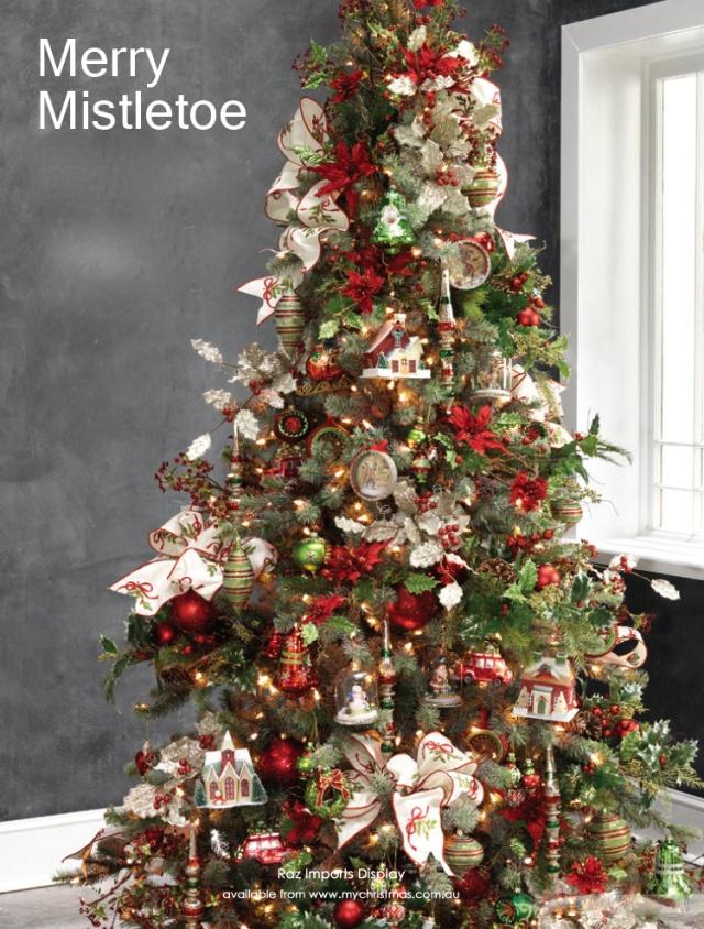 Tendencias para decorar tu arbol de navidad 2016 2017 26 - Arboles de navidad decorados 2017 ...