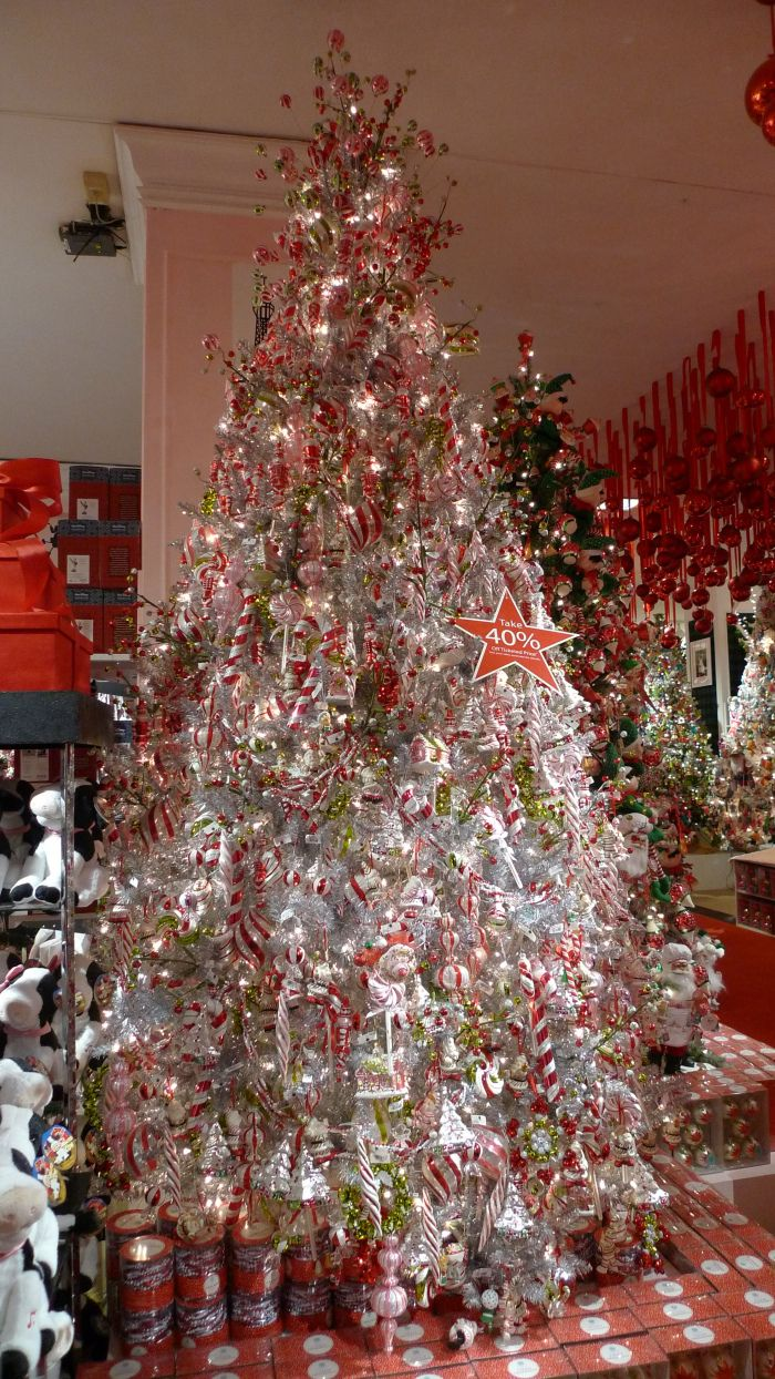 Tendencias para decorar tu arbol de navidad 2016 2017 27 for Navidad 2016 tendencias decoracion