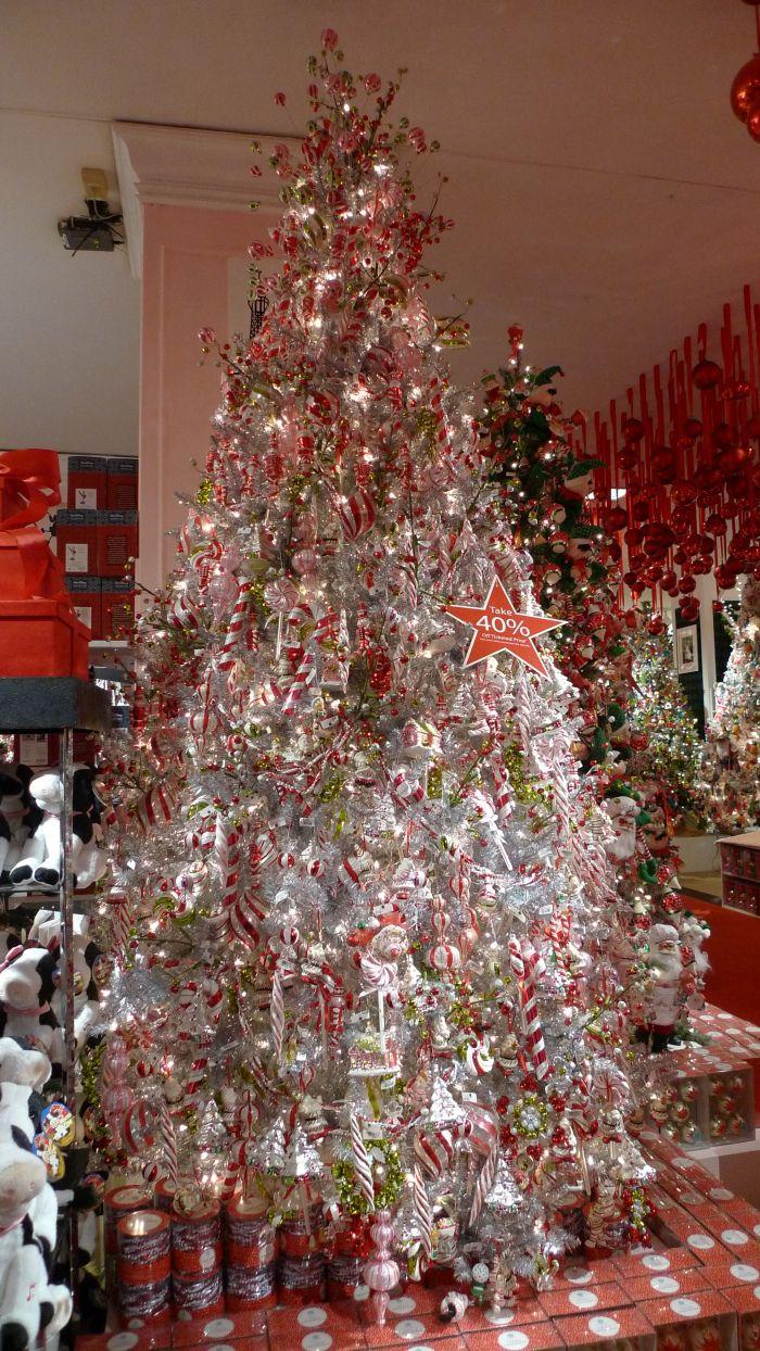 Tendencias para decorar tu arbol de navidad 2016 2017 27 - Como adornar mi arbol de navidad ...